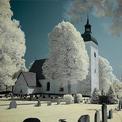photo infrarouge