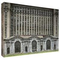 livre architecture Détroit