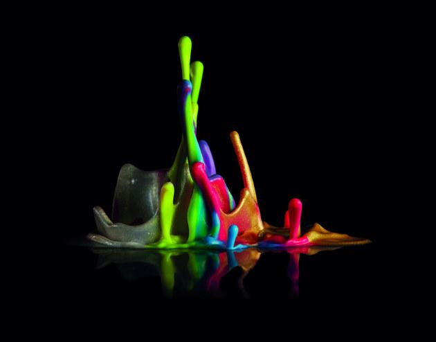 Dentsu, peinture et son 2