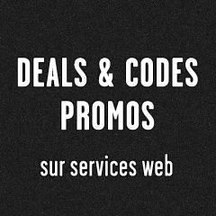 deals web code promo