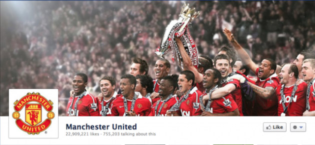Manchester United Facebook