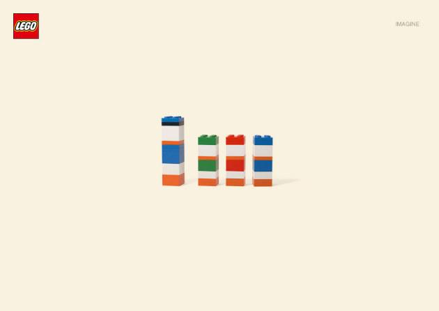 Lego Donald Duck