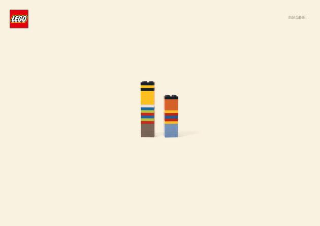 Lego Ernie et Bert