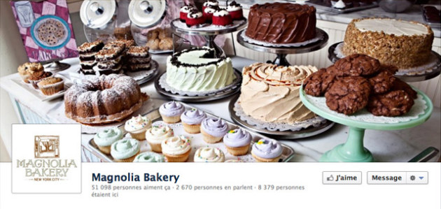 Magnolia Bakery Facebook
