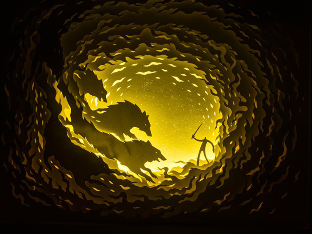 paper-cut-shadow-boxes-illuminated-by-light-hari-and-deepti