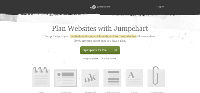 Jumpchart-Website-Planning-and-Organization