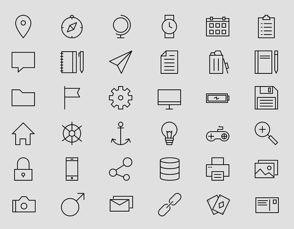14-free-icon-fonts