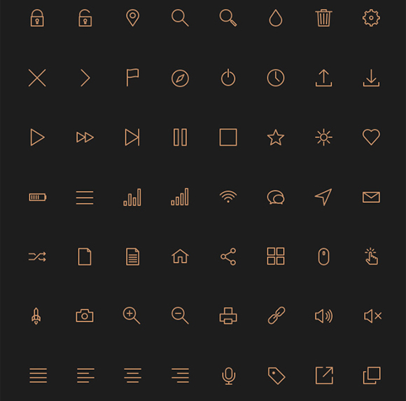 9-free-icon-fonts