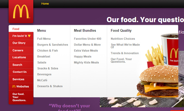 03-mcdonalds-vertical-nav-menu-design