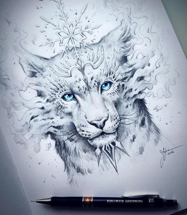jojoesart-animaux-nature_6