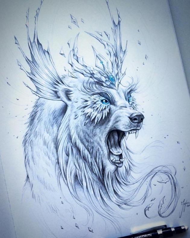 jojoesart-animaux-nature_8