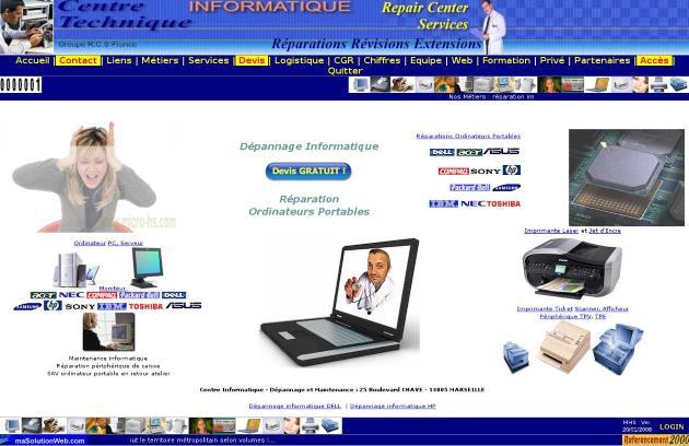 site-informatique