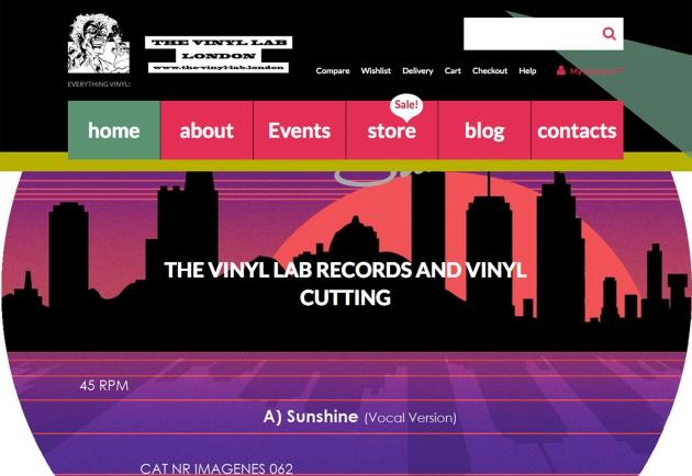 vinyl-lab